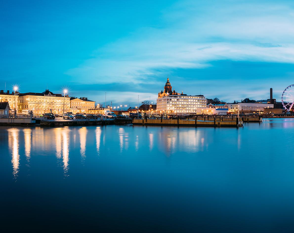 Fresh Nordic simplicity at Azets
