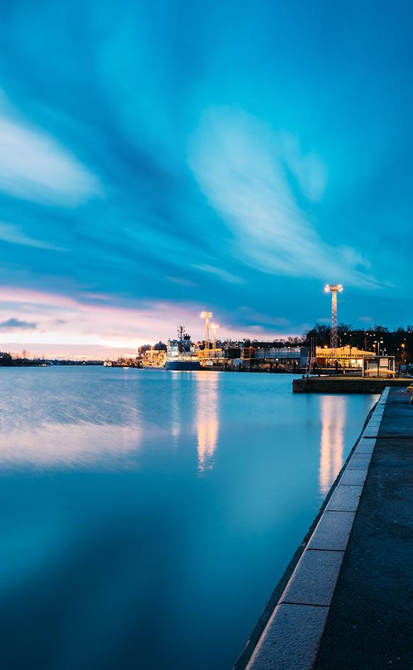 Nordisk enkelhet och fräschör hos Azets