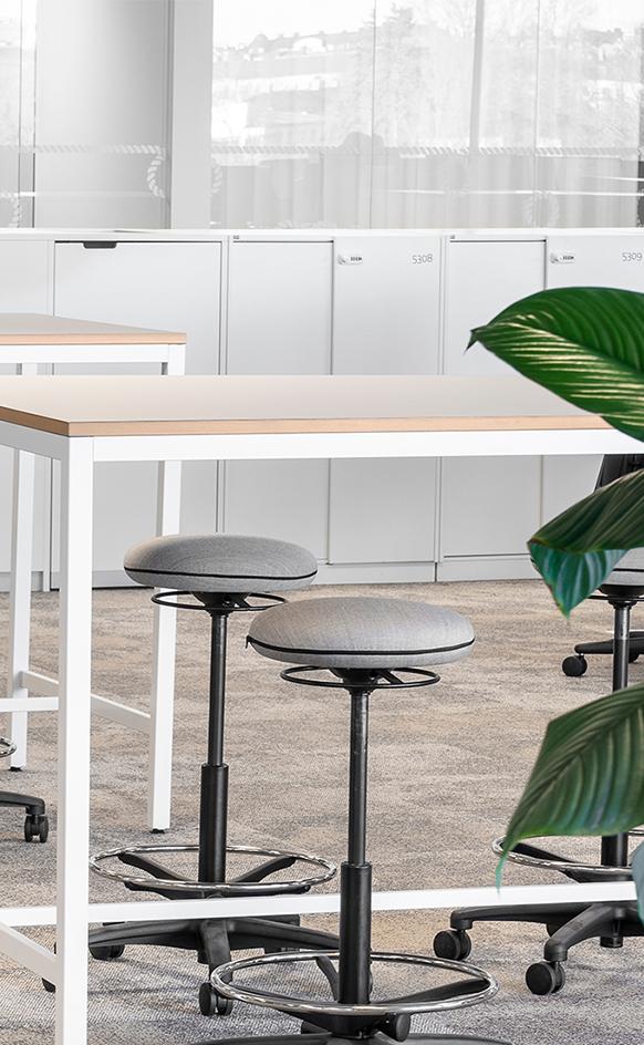 Uppgradering av Trygg-Hansas huvudkontor