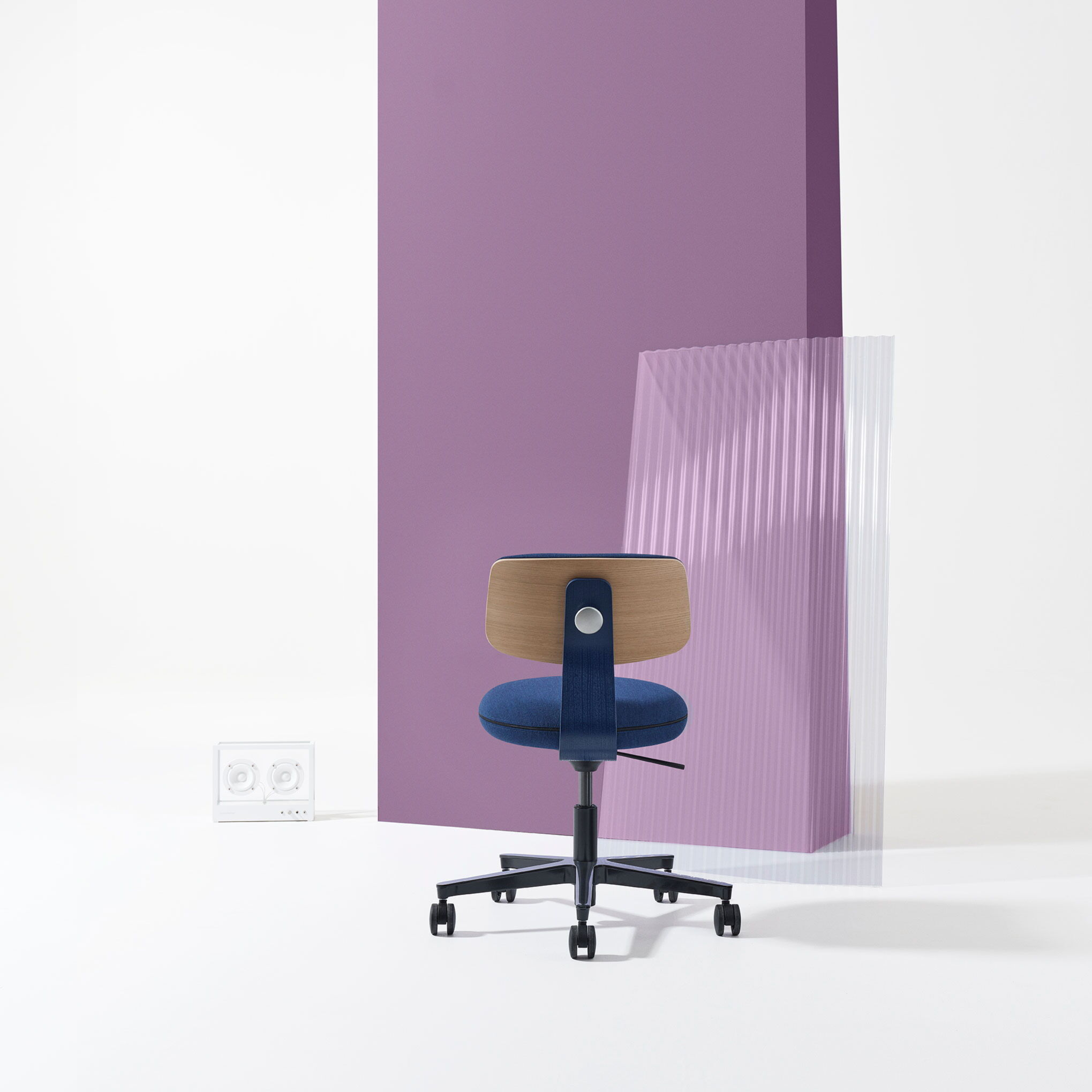 Savo 360 360 mötesstol produktbild 7